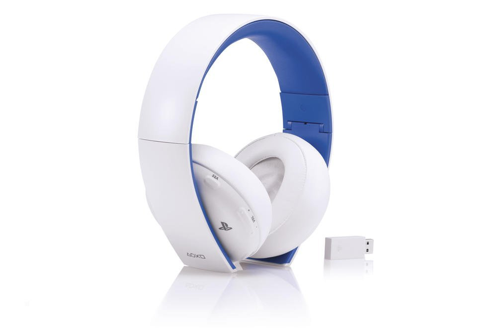 ACCESORIOS PS4 PS3 PC PSVITA AURICULARES WIRELESS STEREO